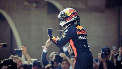 foto: F1 | Daniel Ricciardo rompe las previsiones y gana el China GP