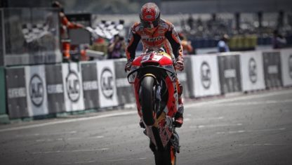 foto: MotoGP | Márquez triunfa incluso en sus pistas menos favorables como el GP de Francia