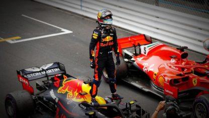 foto: F1 | Ricciardo resuelve sus dilemas y gana el Mónaco GP