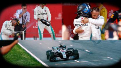 foto: F1 | Hamilton y Grosjean, héroe y villano en el GP de España