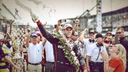 foto: INDYCAR | El australiano Will Power hace historia ganando la Indy 500