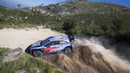 foto: WRC | Neuville aprovecha su oportunidad, gana el Rally de Portugal y lidera el Mundial