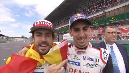 foto: WEC | Fernando Alonso y la victoria histórica de Toyota