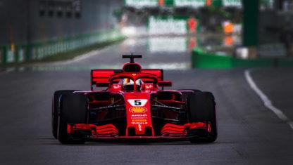 foto: F1 | Vettel y Ferrari vuelven a sonreír en el GP de Canadá y se iguala el Mundial