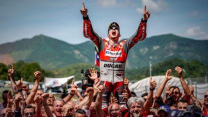 foto: MotoGP | Lorenzo resucita en el GP de Italia, uno de sus talismanes
