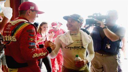 foto: NASCAR se prepara para Daytona con la adrenalina a tope después del legendario encuentro en Chicagoland
