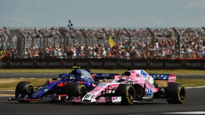 foto: Los comisarios de la F1 acusados de aleatoriedad en la aplicación de sanciones