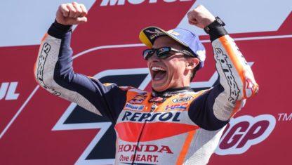 foto: Marc Márquez gana el GP de Holanda