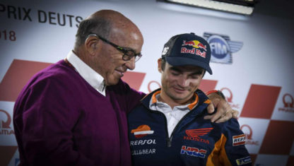 foto: Dani Pedrosa se retirará de MotoGP al final de la temporada