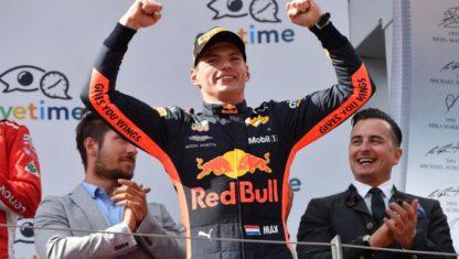 foto: Verstappen gana el Grand Prix de Austria tras el abandono de ambos Mercedes