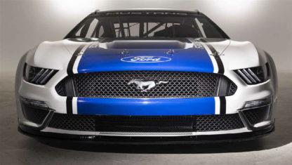 foto: Ford presenta el nuevo Mustang para la copa NASCAR 2019