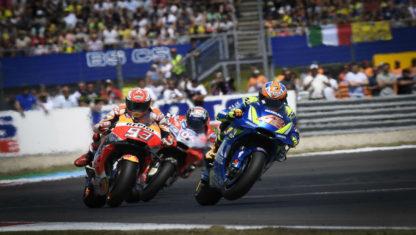 foto: El Mundial de MotoGPllega a su ecuador