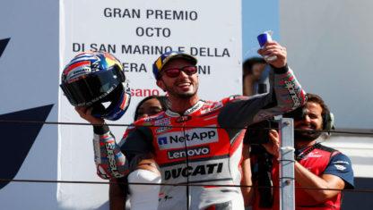 foto: AndreaDoviziosogana el Grand Prix de San Marino