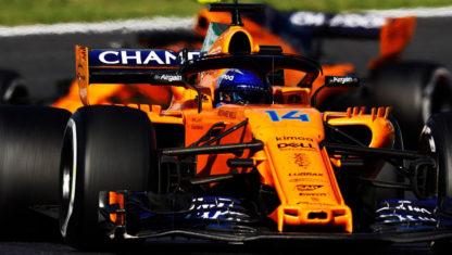 foto: Alonso, el segundo piloto con más carreras de F1 tras superar a Schumacher