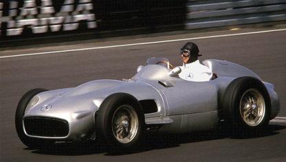 foto: Fangio, el mítico piloto al que ha igualado Hamilton