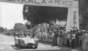 foto: La historia de La Carrera Panamericana: leyenda del Motorsport