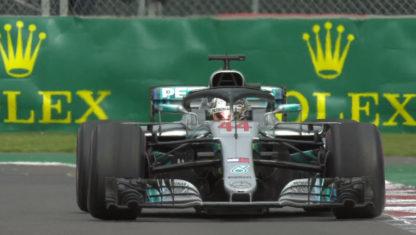 foto: GP de México: Hamilton iguala las 5 coronas de Fangio en el Hnos. Rodríguez