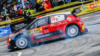 foto: Rally de Cataluña: Loeb conquista su 9ª victoria en España