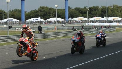 foto: GP de Australia: Márquez estrena su 7ª corona en Phillip Island