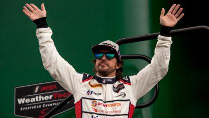 foto: Alonso correrá las 24 Horas de Daytona 2019 con Cadillac