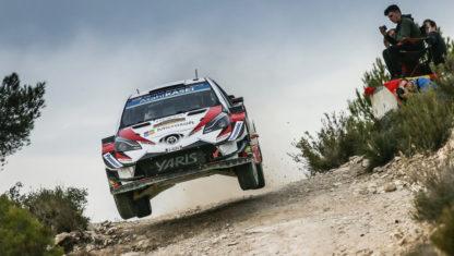 foto: La presentación del Mundial de Rallys 2019, en el Autosport Internacional