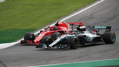 foto: GP Brasil: Hamilton estrena su corona y busca el título de Equipos en Interlagos