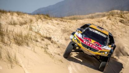 foto: Sebastien Loeb correrá el Rally Dakar 2019 con un Peugeot 3008DKR privado