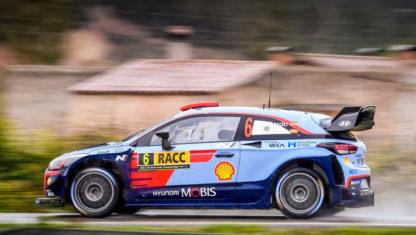 foto: Dani Sordo disputará con Hyundai 10 carreras del Mundial de Rallys 2019