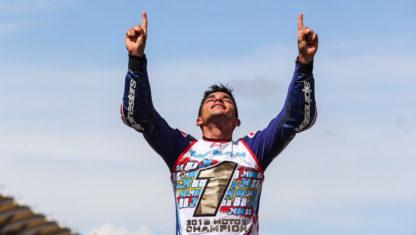 foto: El duro camino de Jorge Martín hasta el título de Moto3