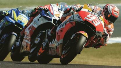 foto: GP de Malasia: Márquez busca la Triple Corona y romper la racha de 'Dovi' en Sepang