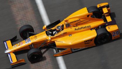 foto: Alonso correrá las 500 Millas de Indianápolis 2019 con motor Chevrolet