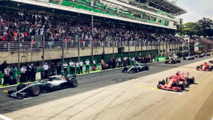 foto: Calendario de Fórmula 1 2019: carreras, circuitos y países