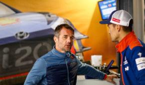 foto: Loeb correrá el Mundial de Rallys 2019 y 2020 con Hyundai