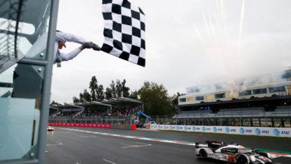 foto: La Historia de la bandera a cuadros, icono del Motorsport