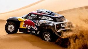 Carlos Sainz Car For The Dakar 2019 Mini John Cooper Works Buggy