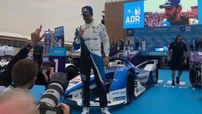 foto: Fórmula E: Da Costa gana el ePrix de Riad en Arabia Saudí