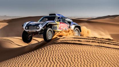 foto: Así es el coche de Carlos Sainz del Dakar 2019: Mini John Cooper Works Buggy