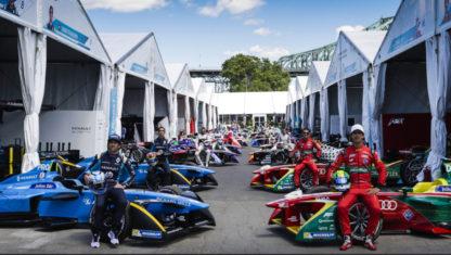 foto: Parrilla de Fórmula E 2018-2019: Equipos y pilotos