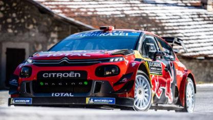 foto: Rally Montecarlo 2019: Ogier vence a Neuville en un duelo épico