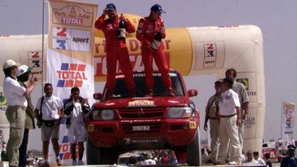 foto: La única mujer que ganó el Dakar y además derrotó a su ex novio