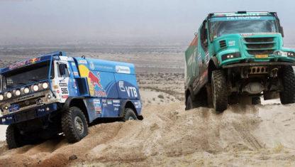 foto: Los mejores duelos del Dakar: batallas épicas en el desierto