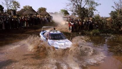 foto: El Dakar que se decidió con una moneda al aire