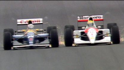 foto: Los 5 mejores adelantamientos de la Fórmula 1