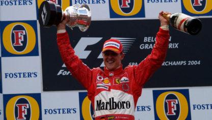 foto: Las mejores actuaciones de Michael Schumacher en la Fórmula 1
