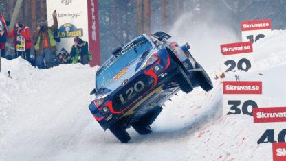 foto: Calendario del Mundial de Rallyes 2019