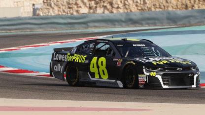 foto: Alonso podría correr en la NASCAR con Toyota