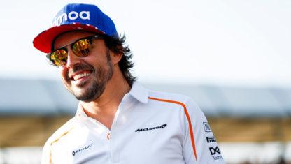 foto: Fernando Alonso pilotará esta temporada el McLaren MCL34
