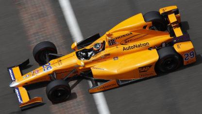 foto: ¿Por qué correrá Alonso con el número 66 en las 500 Millas de Indianápolis 2019?