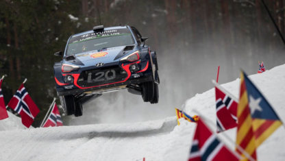 foto: Previo Rally de Suecia 2019: Batalla en la nieve nórdica
