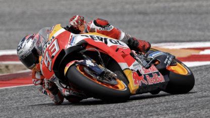 foto: Honda, mermada por las lesiones en los test de MotoGP en Sepang